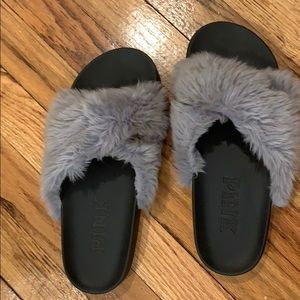 PINK slippers